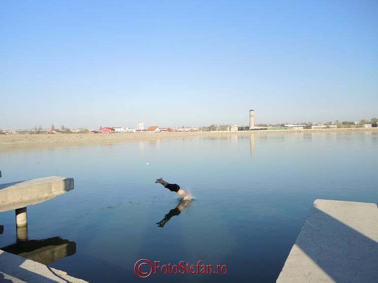 salt apa rece lacul morii bucuresti