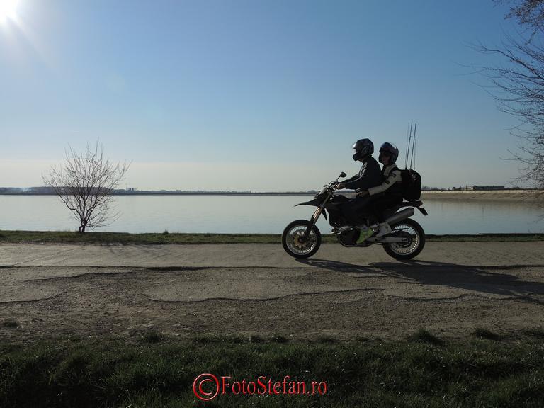 motocicleta lacul morii crangasi