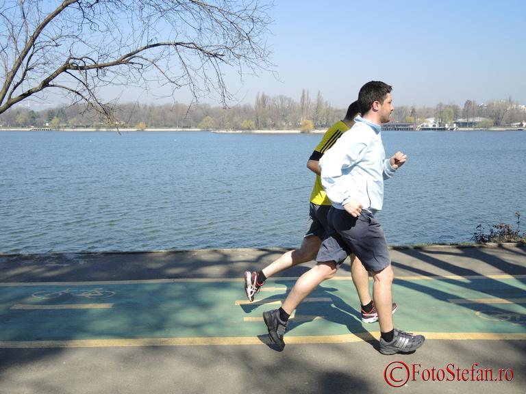 alergat alee parc herastrau