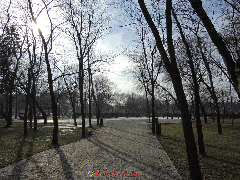 alee parcul pantelimon
