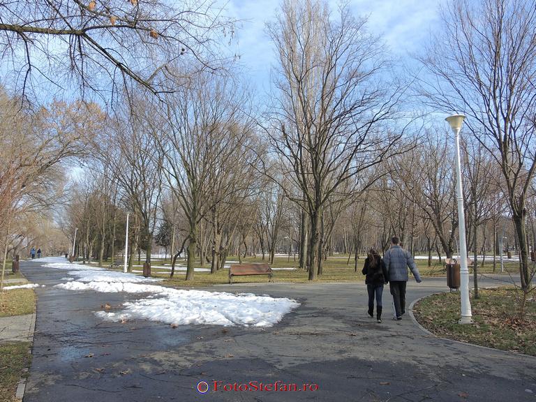 plimbare prin parcul pantelimon