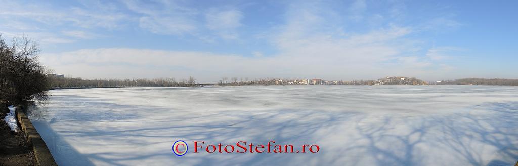 fotografie panoramica parc pantelimon