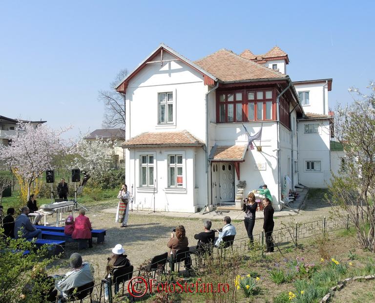 Mădălina Ciucu casa tudor arghezi