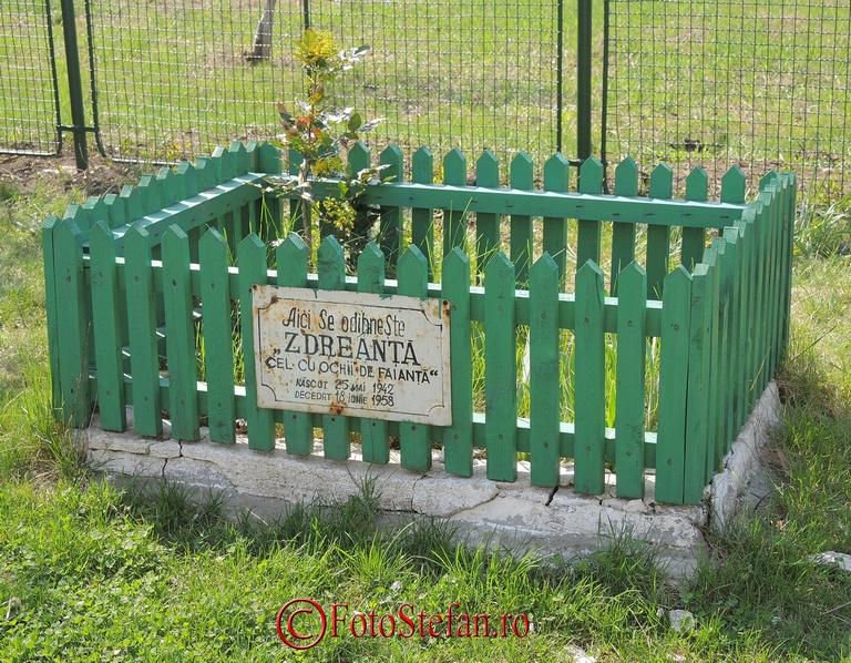 mormintul lui zdreanta