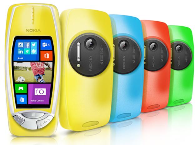 mobil nokia 3310