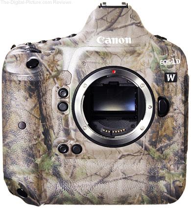 Canon EOS 1D W (Wildlife Edition)