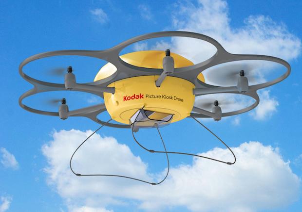 kodak Kiosk drona