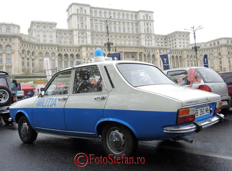Parada vehiculelor istorice la Salonul Auto-Moto Bucuresti (SAM) 2014