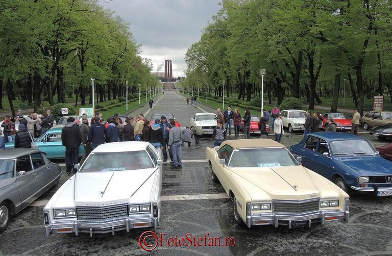 retro parada primaverii parcul carol