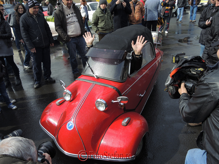 Messerschmitt KR bucuresti