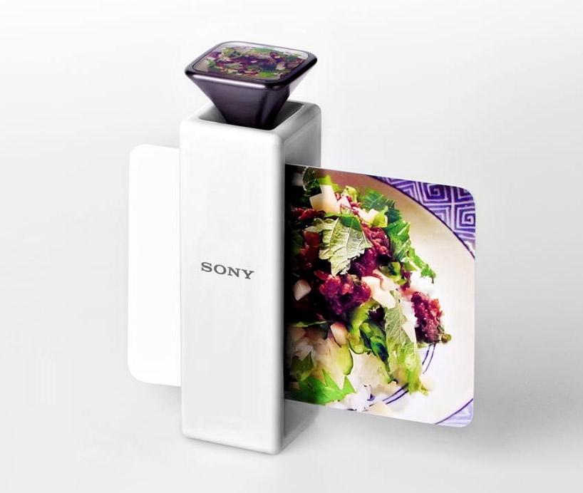 imprimanta arome mincare