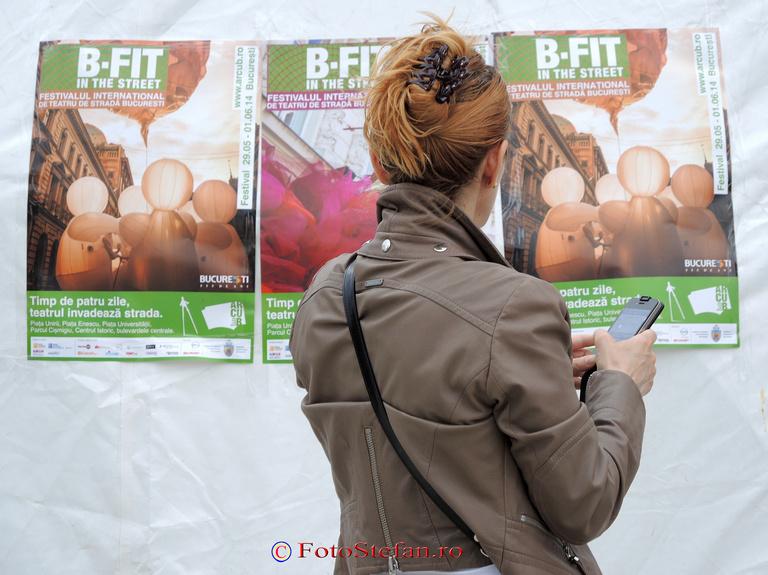festival de teatru de strada bucuresti 2014