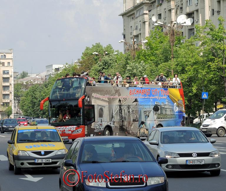 linia Bucharest City Tour