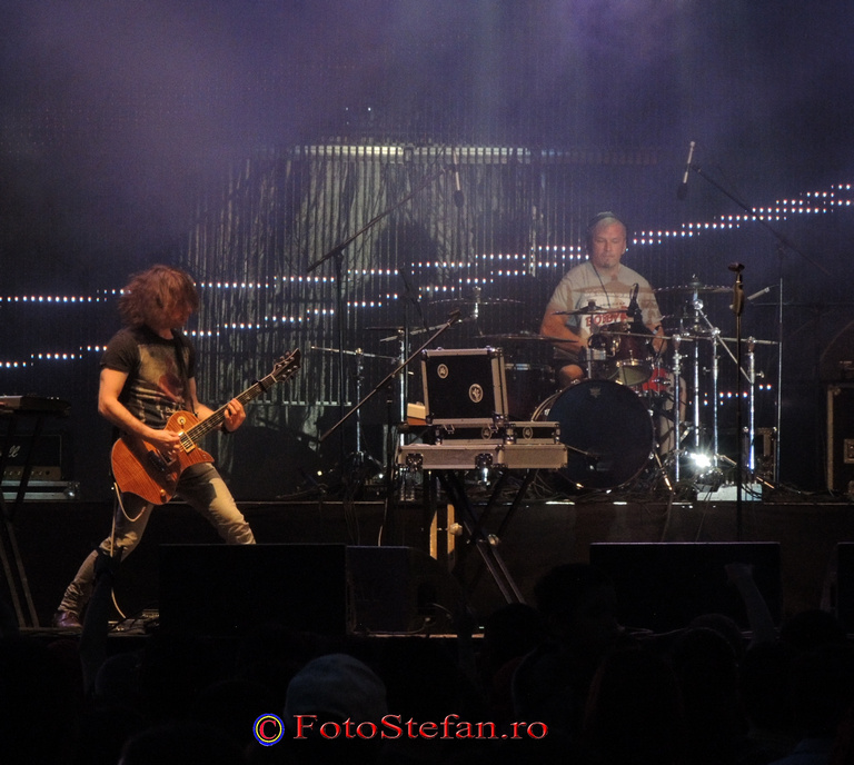 concert parcul titian bucuresti