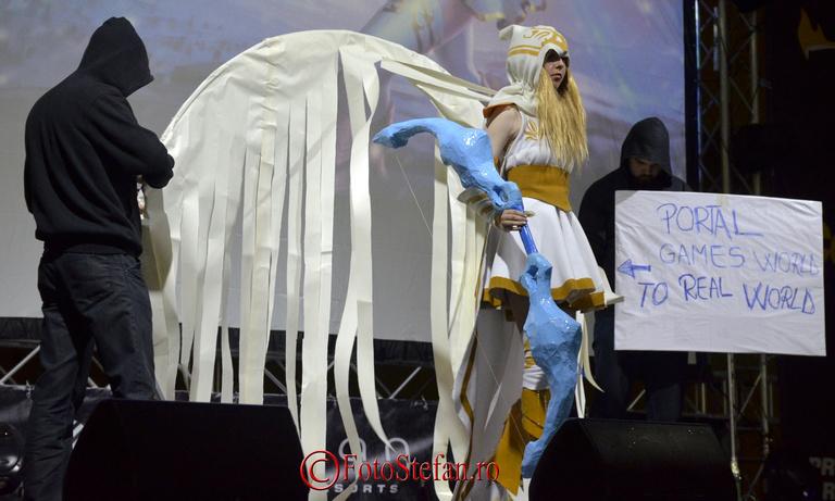concurs cosplay comic con bucuresti