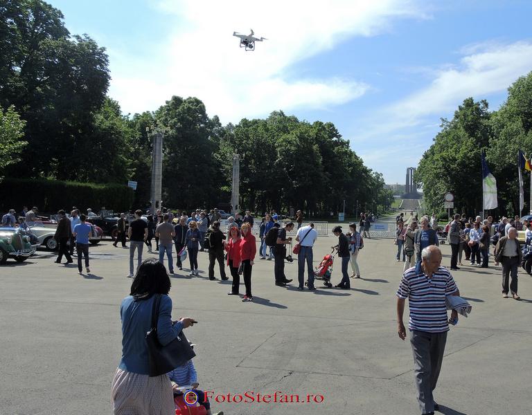 drona parcul carol bucuresti