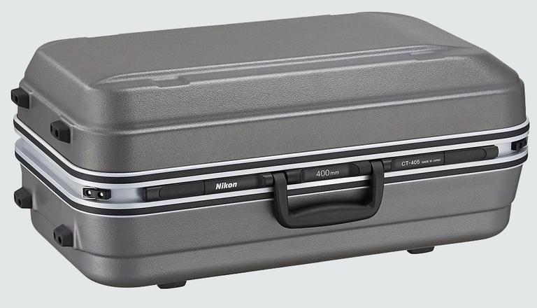 valiza teleobiectiv nikon nikkor