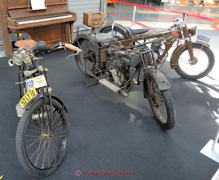 motociclte de epoca bucuresti