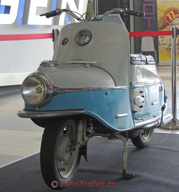 motoscuter cezeta