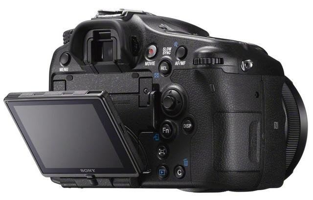 dslr Sony SLT A77 II