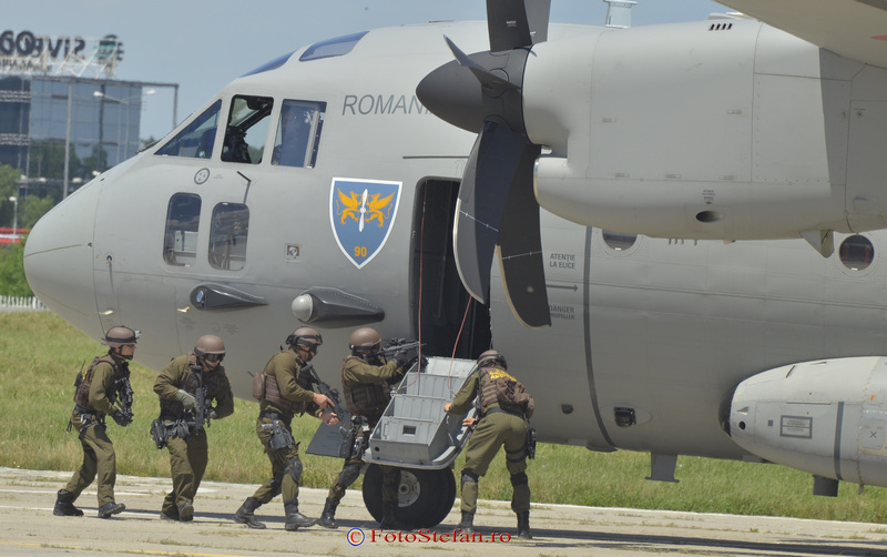 serviciul roman de informatii exercitiu brigada antitero