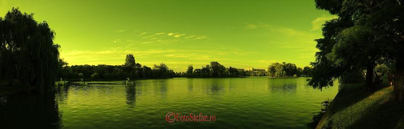 lacul titan panoramic