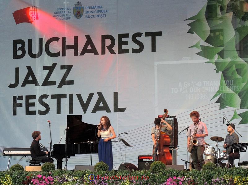 Ana-Cristina Leonte Quintet jazz