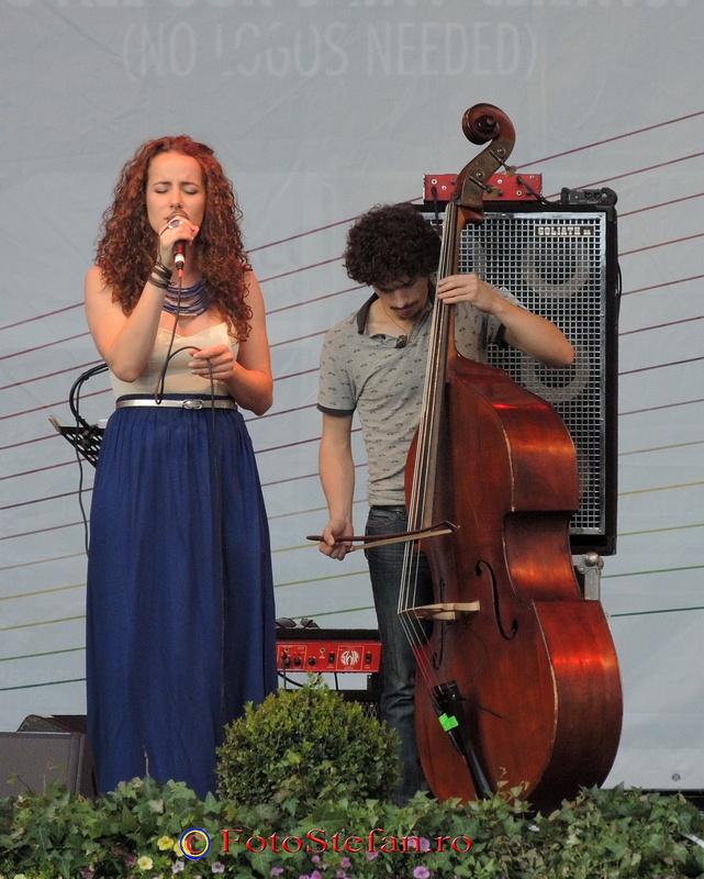 Ana-Cristina Leonte jazz