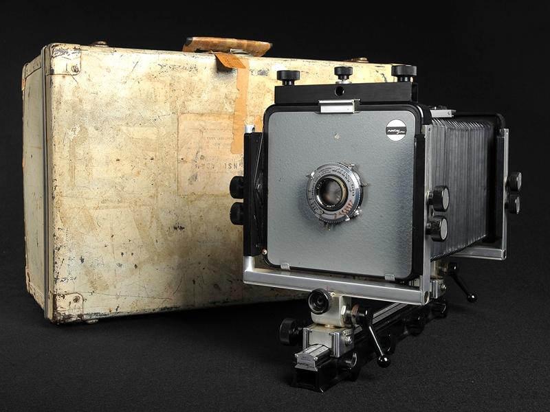 Aparatul de fotografiat 4x5 Arca Swiss