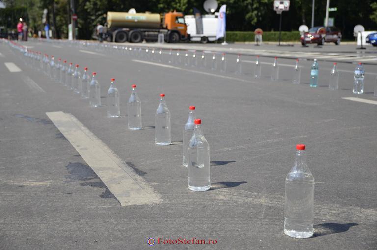 sticle pentru bataie cu apa