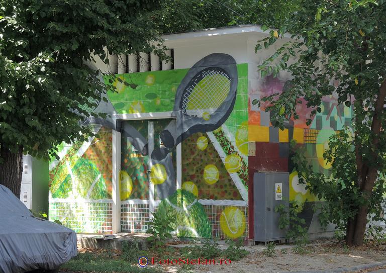 artist arta urbana artistul Allan Dalla