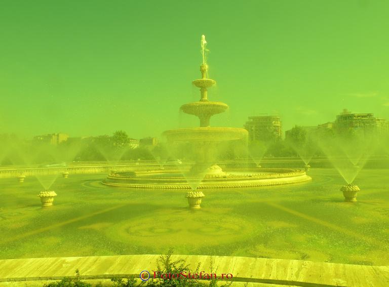 efect filtru color aparat foto