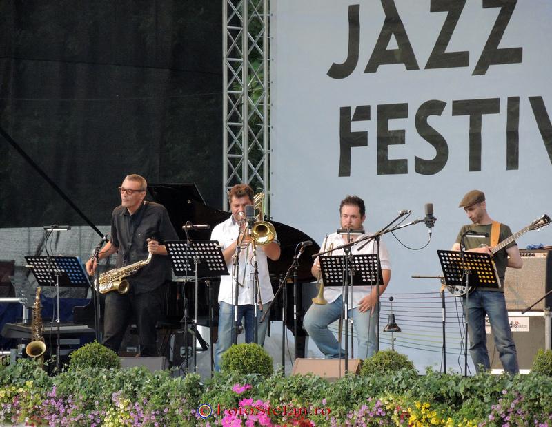 Iordache jazz saxofon