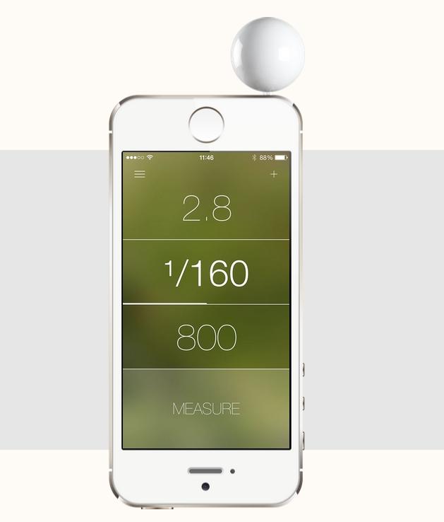 lumu smartphone exponometru