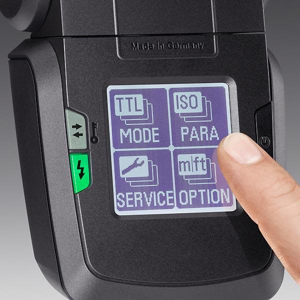 blit metz lcd  touchscreen
