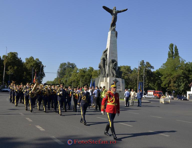 bucuresti piata aviatorilor ziua aviatiei romane
