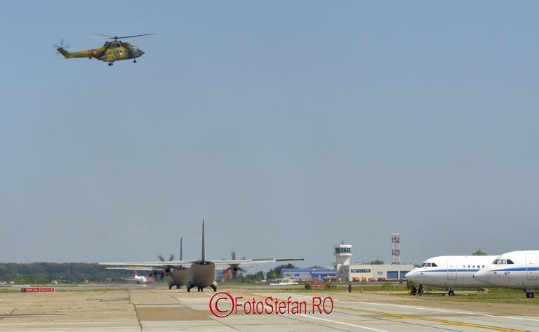 plimbare cu elicopter militar