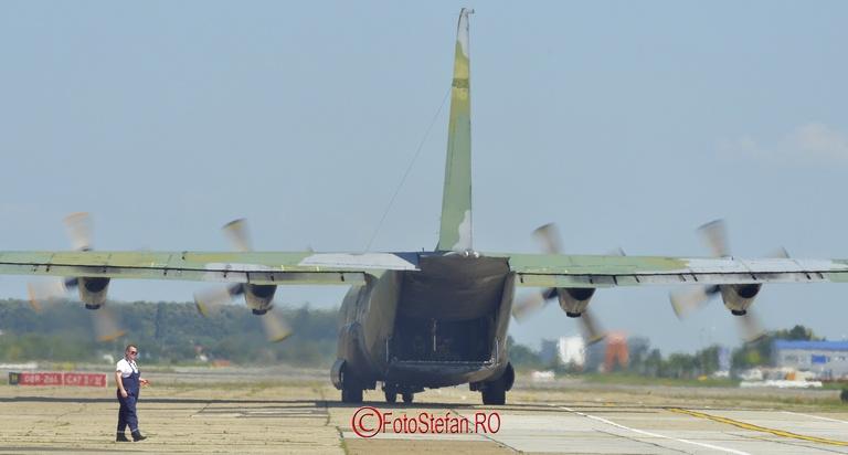 avion militar pista otopeni