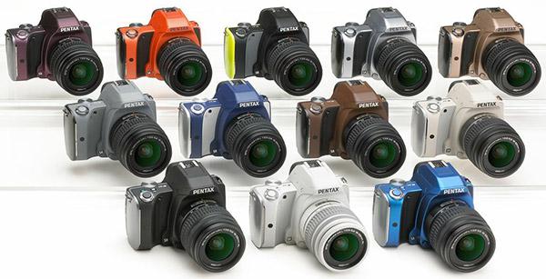 12 culori Pentax K-S1