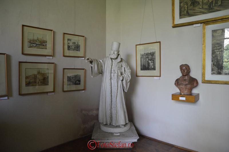 spatarul Mihail Cantacuzino statuie