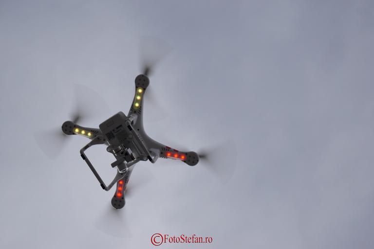 drona foto bucuresti