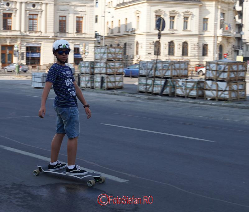 skateboard calea victoriei