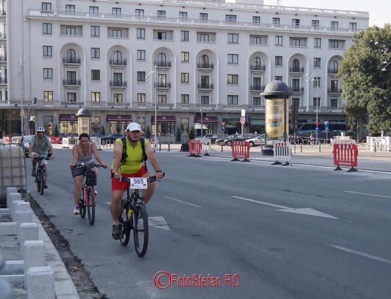 biciclisti calea victoriei