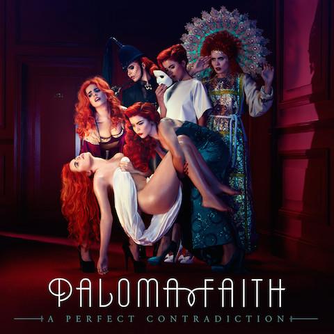 Paloma Faith album cover contest