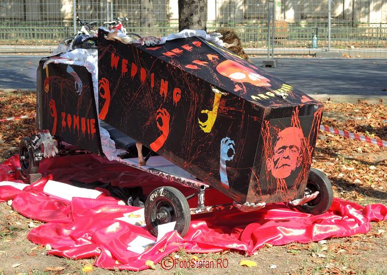 Zombie Mobil Red Bull SoapBox Race
