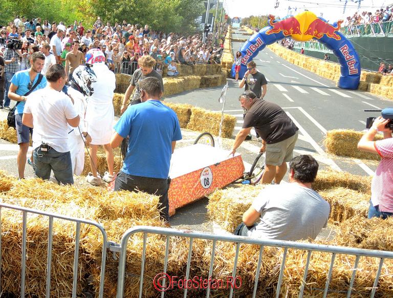 Red Bull SoapBox Race cada