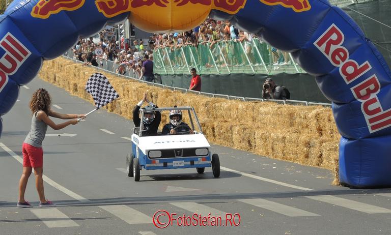 Red Bull SoapBox Race militia dacia