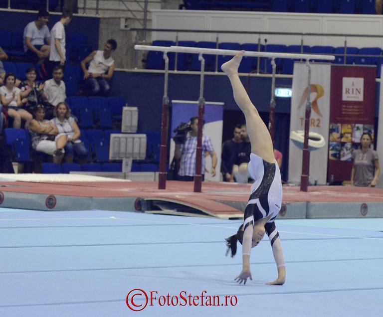 Imagini de la Campionatele Nationale de gimnastica 2014
