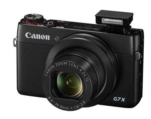 compactul Canon G 7 X