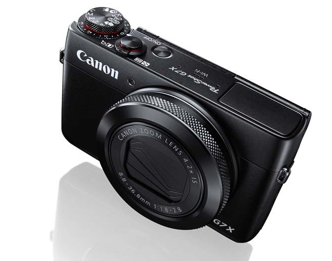 aparat foto Canon G 7 X